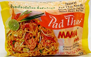 MAMA Instant Noodles Pad Thai Flavor (10 Pack)