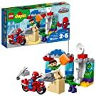 LEGO DUPLO Marvel Spider-Man and Hulk Adventures 10876 Building Blocks (38 Pieces)