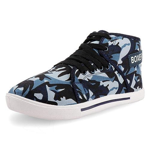 Buy BIG B Men's Blue Sneaker -10 at