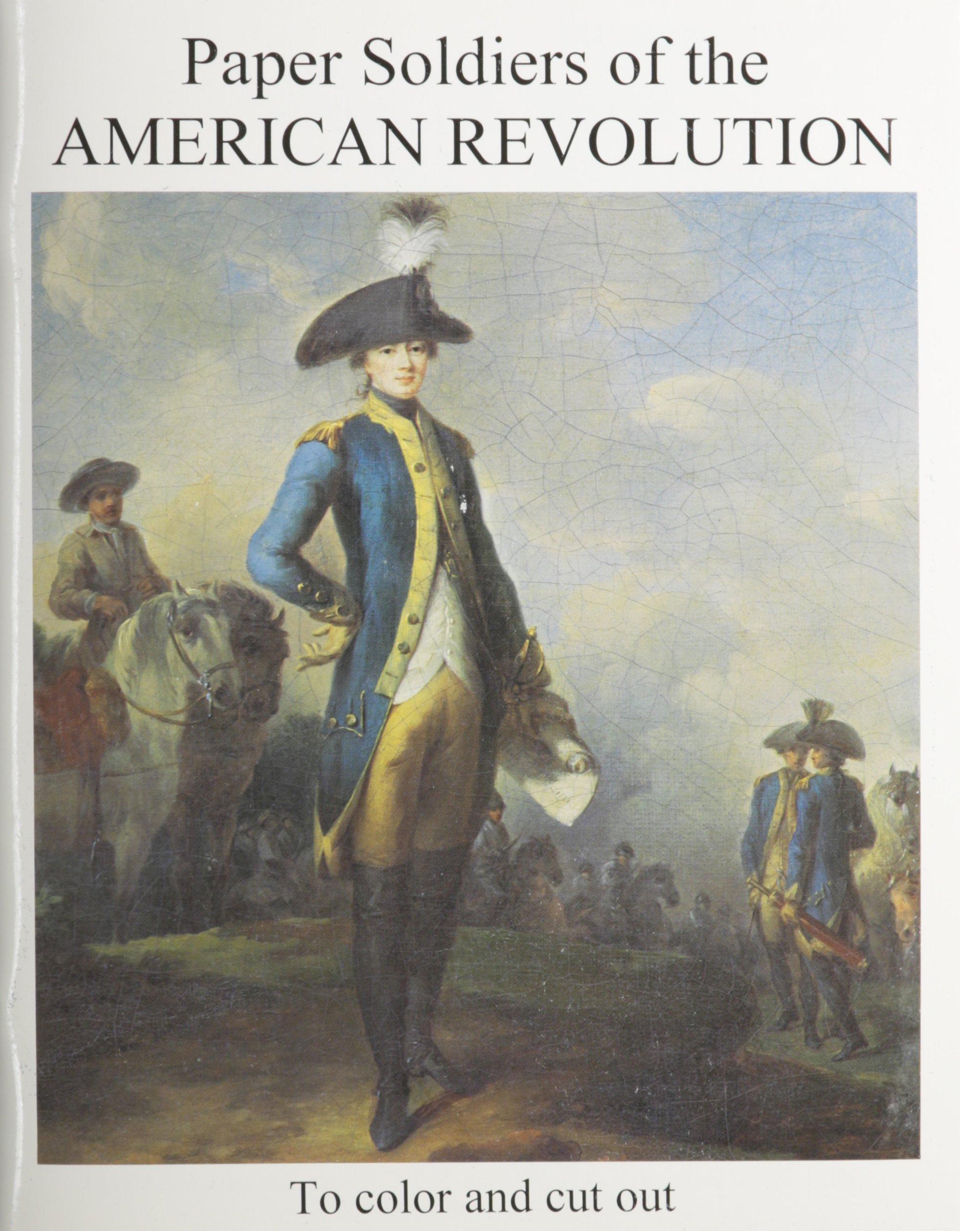 american revolution paper