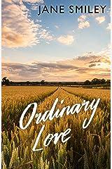 Ordinary Love Kindle Edition