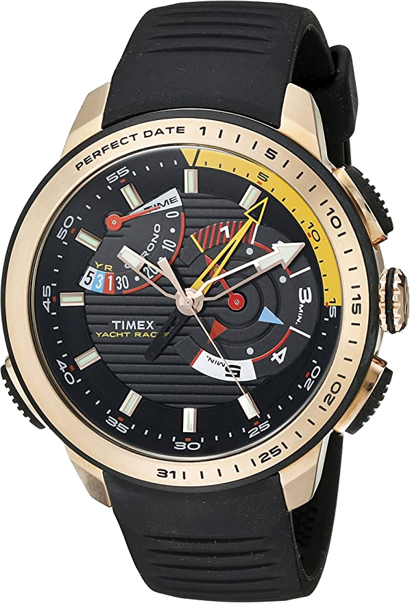 Timex Intelligent Quartz Yacht Racer