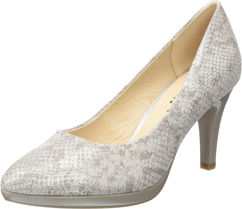 TALLA 39 EU Ancho. Caprice 22414, Zapatos de Tacón para Mujer