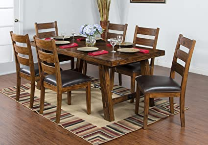 Exceptionnel Sunny Designs Tuscany Dining Table With Turn Buckle