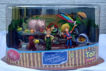 Toy Story Action Figures Set : Amazon disney parks toy story collectible figures set toys