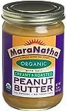 MaraNatha,Creamy Peanut Butter, 16 oz