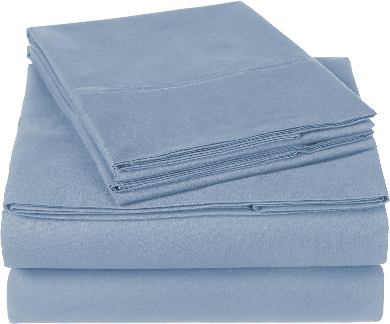 Pinzon Organic Cotton Bed Sheet Set