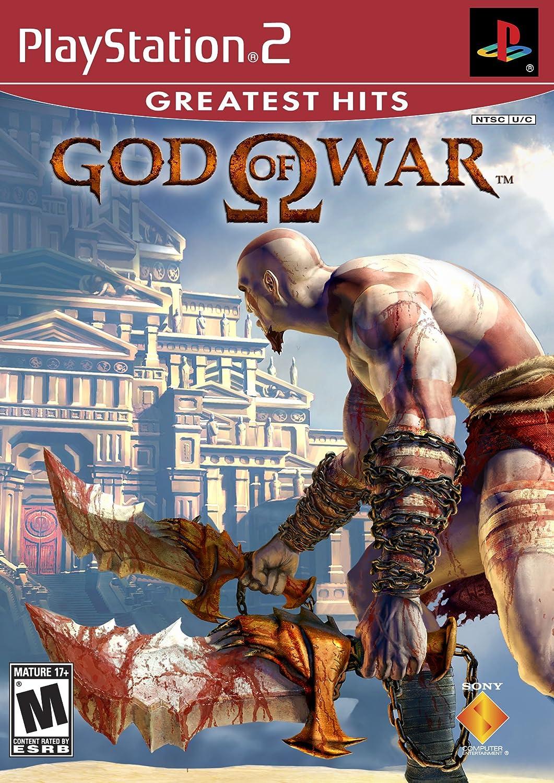 Amazon com: God of War - PlayStation 2: Artist Not Provided