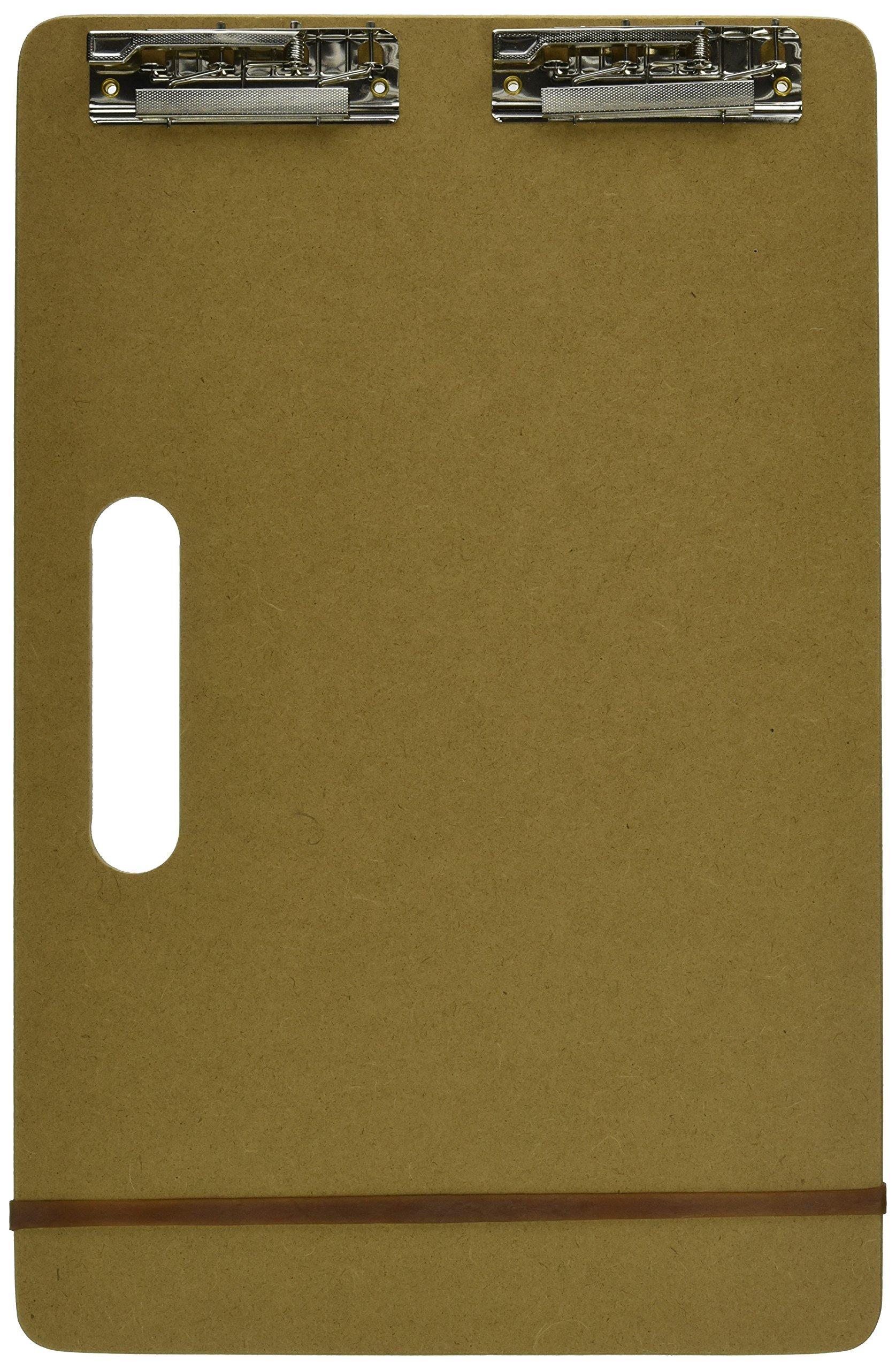 Jack Richeson 400410 Sketch Drawing Clip Board, 11 x 17
