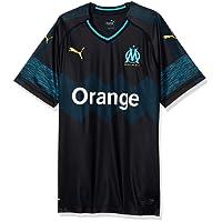 Puma Olympique de Marseille Away Shirt Replica SS Maillots Homme
