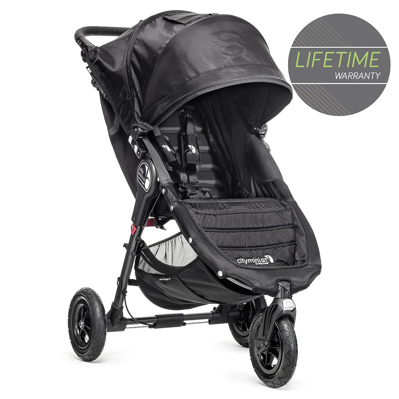 Baby Jogger City Mini Gt Single Stroller Black