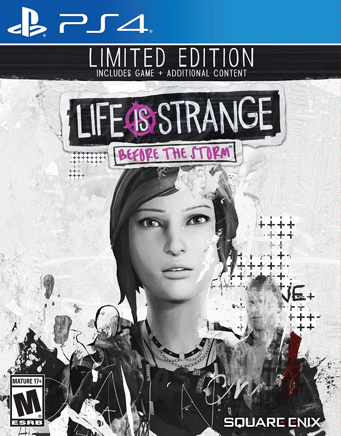 Life Is Strange Before The Storm Limited Edition Playstation 4 Video Games