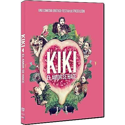Kiki, El Amor Se Hace [DVD]