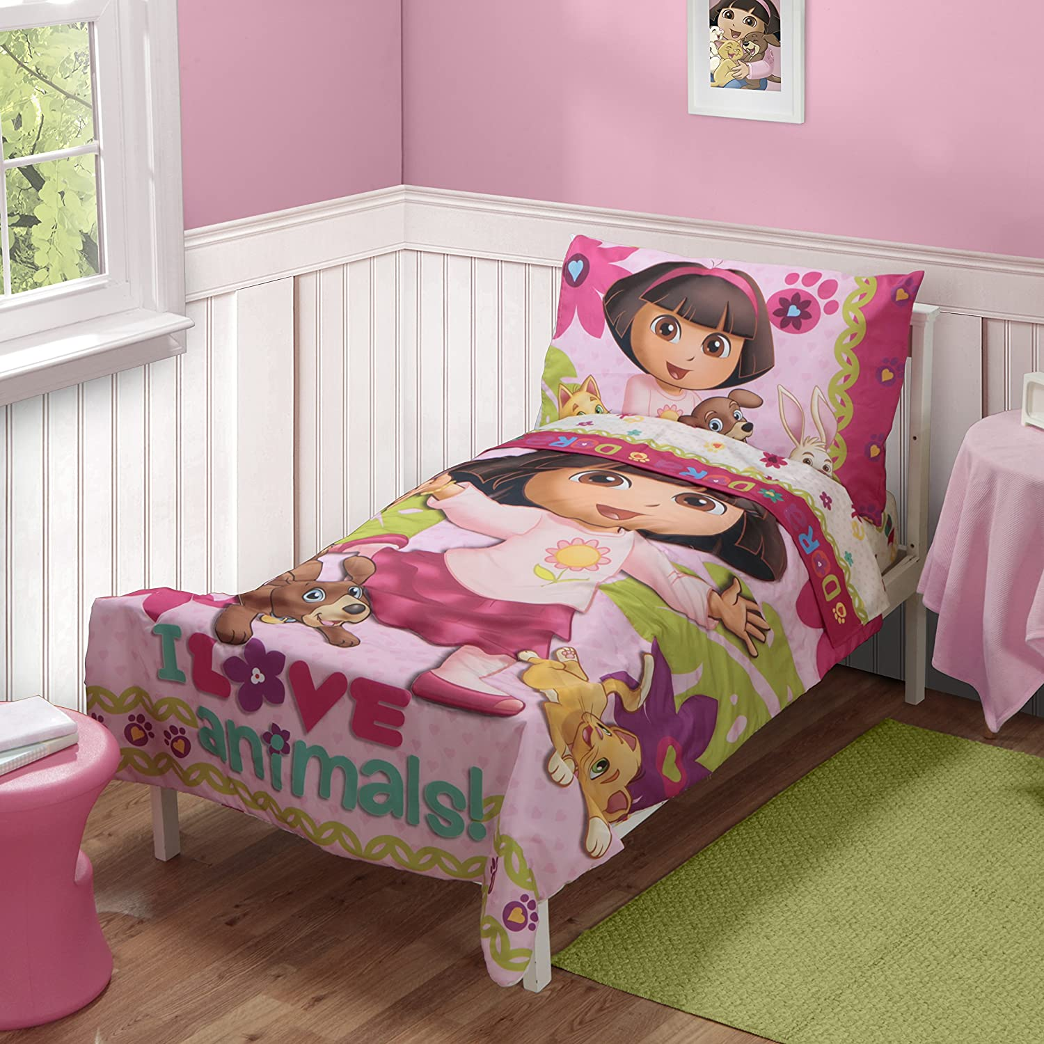 girl sets photo house for toddler girls photos bedding bed latest
