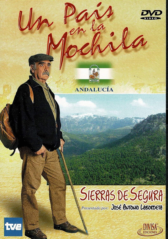 Sierras de Segura Andalucía DVD: Amazon.es: José Antonio Labordeta: Cine y Series TV