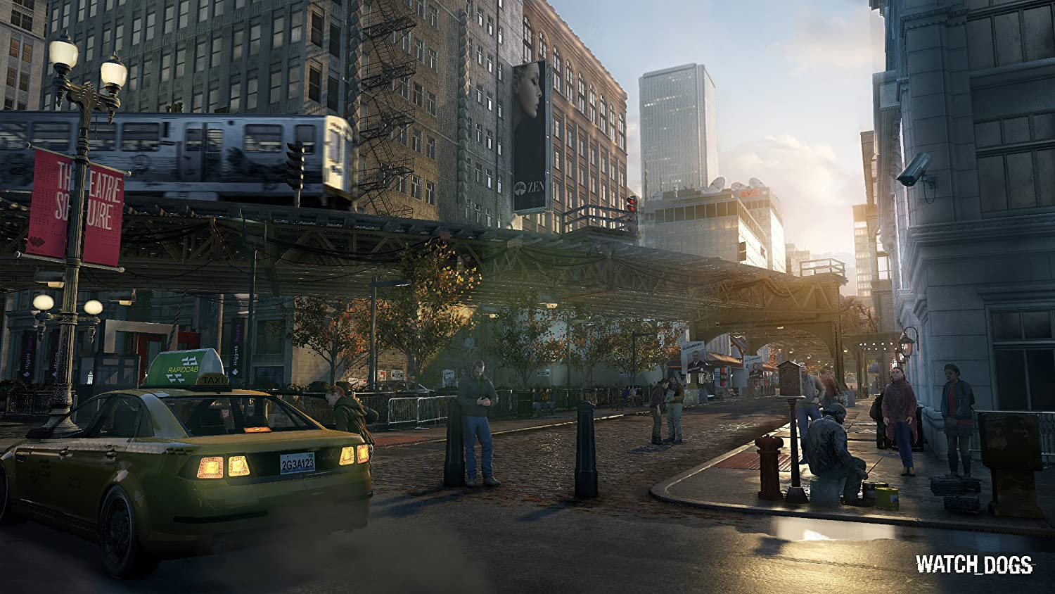 Amazon com: Watch Dogs - PC: Video Games