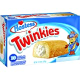 Hostess Twinkies, 10 Count (Pack of 6)
