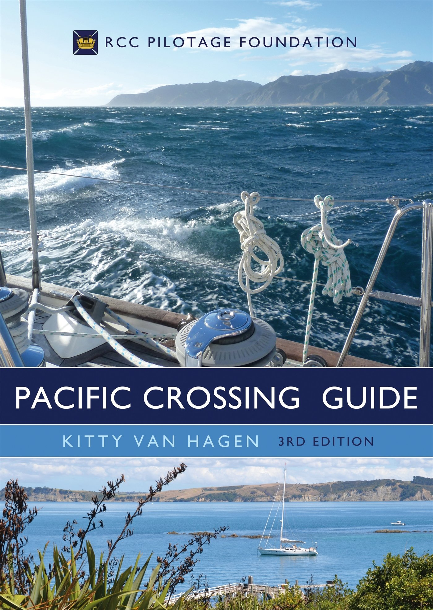 The Pacific Crossing Guide 3rd Edition  RCC Pilotage Foundation