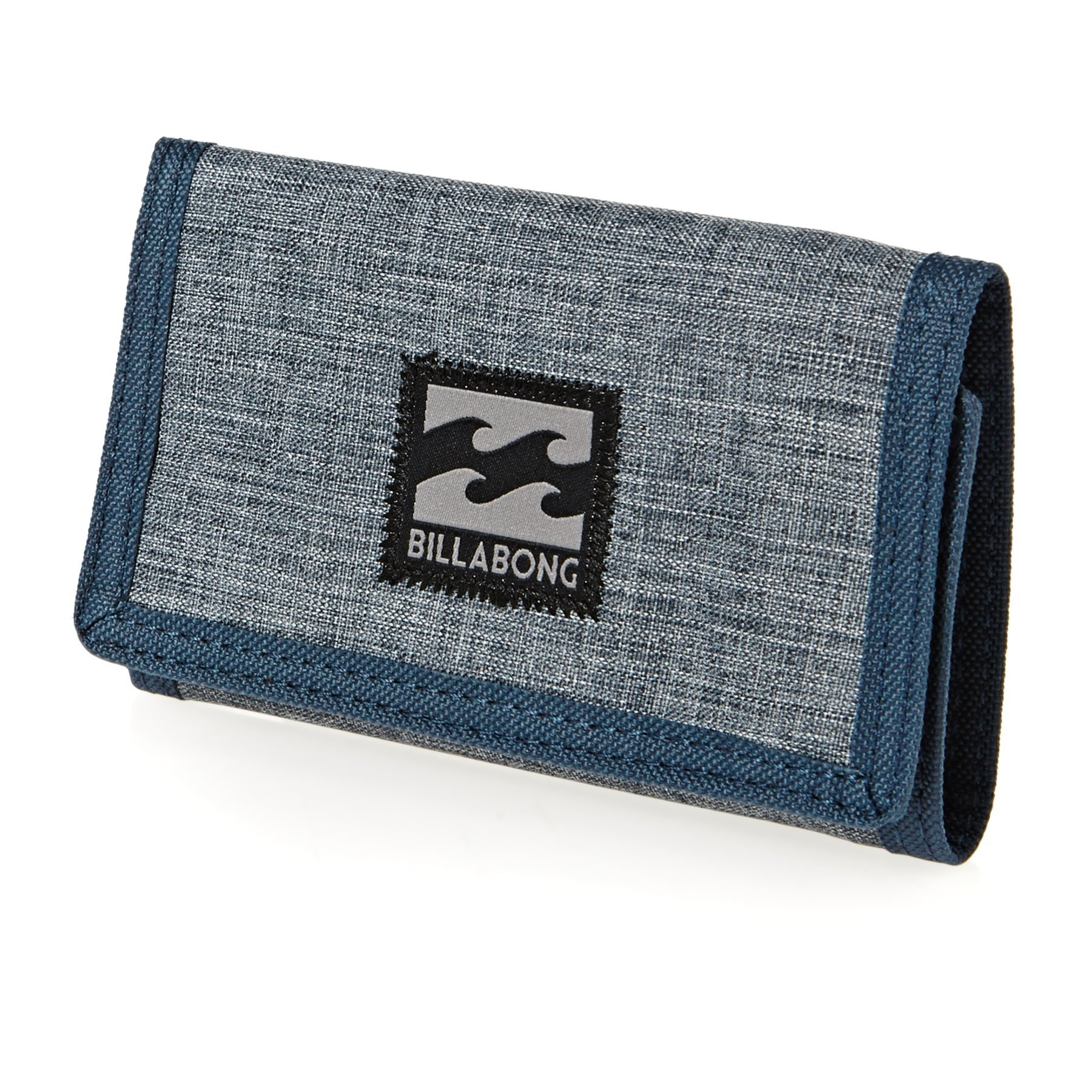 Billabong Atom Wallet One Size Dark Slate Heather by Billabong (Image #1)