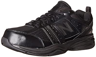 New Balance Men's MX409 Cross-Training Shoe,Black,7 ...
