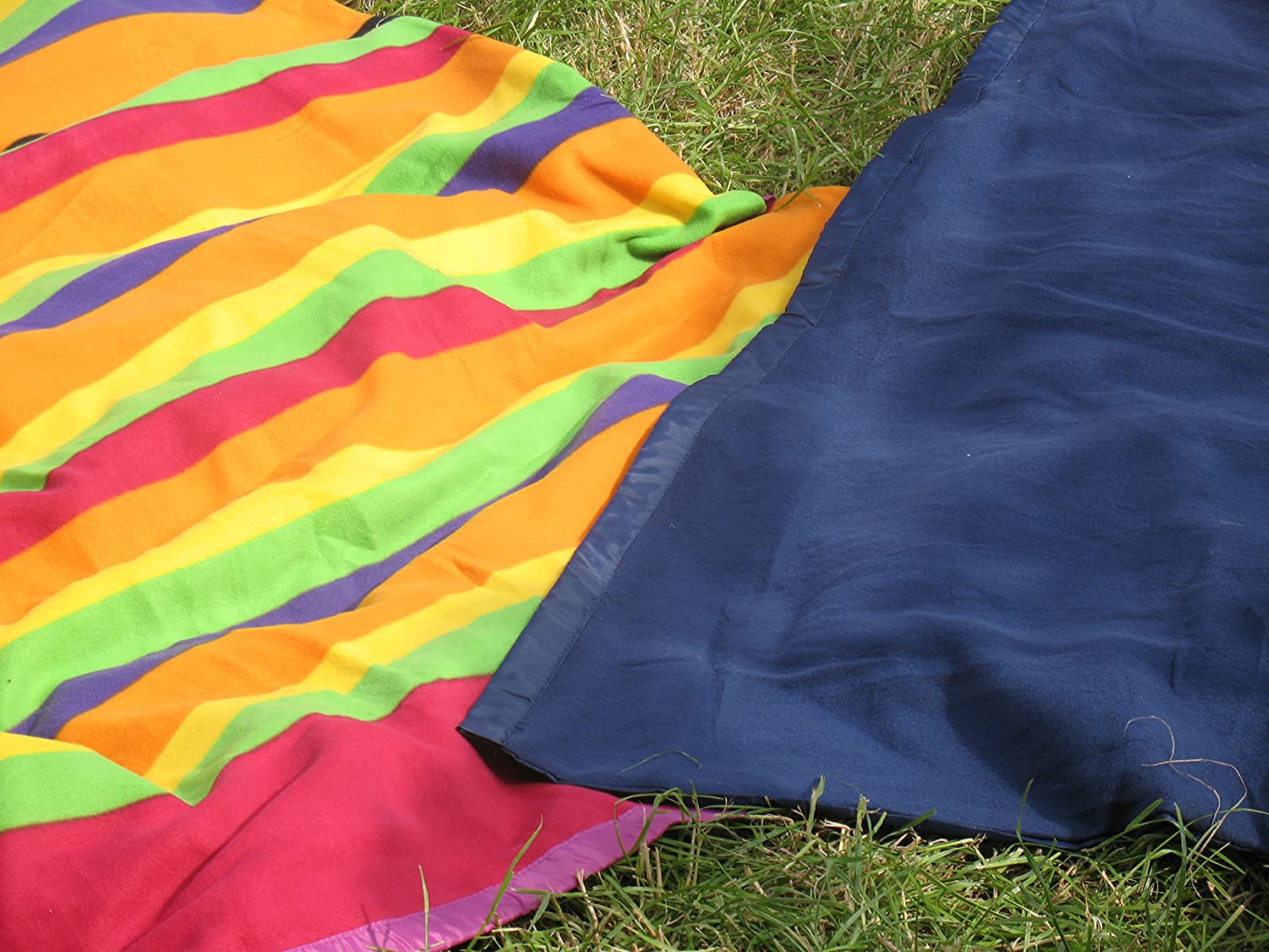Shmangle Festival Blanket - Blue  Amazon.co.uk  Sports   Outdoors 40c2a52fa