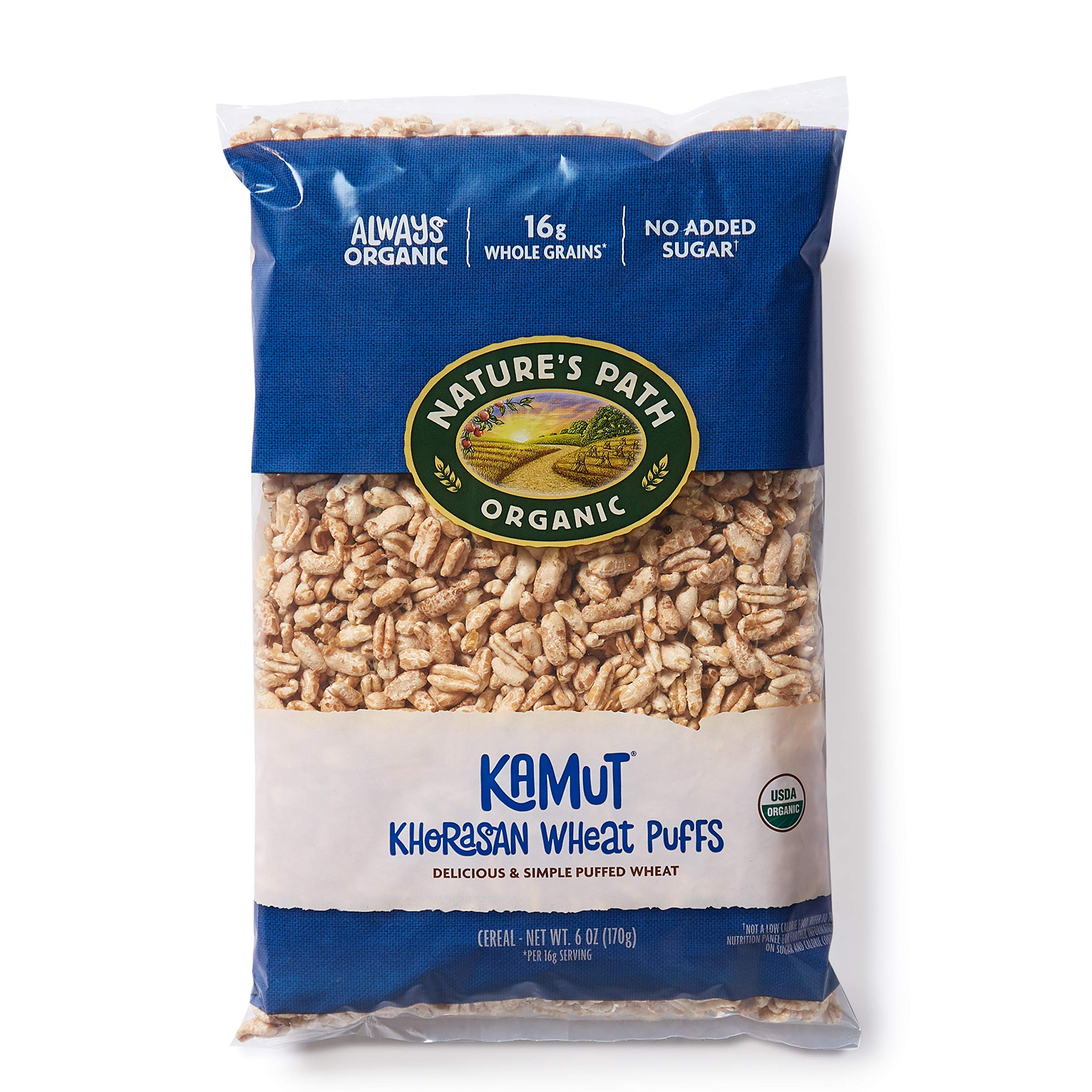 Amazon.com : Arrowhead Mills Cereal, Puffed Millet, 6 Oz