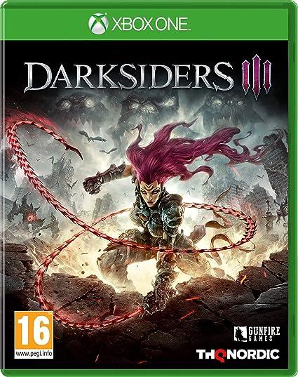 Darksiders III - Xbox One: Amazon.es: Videojuegos