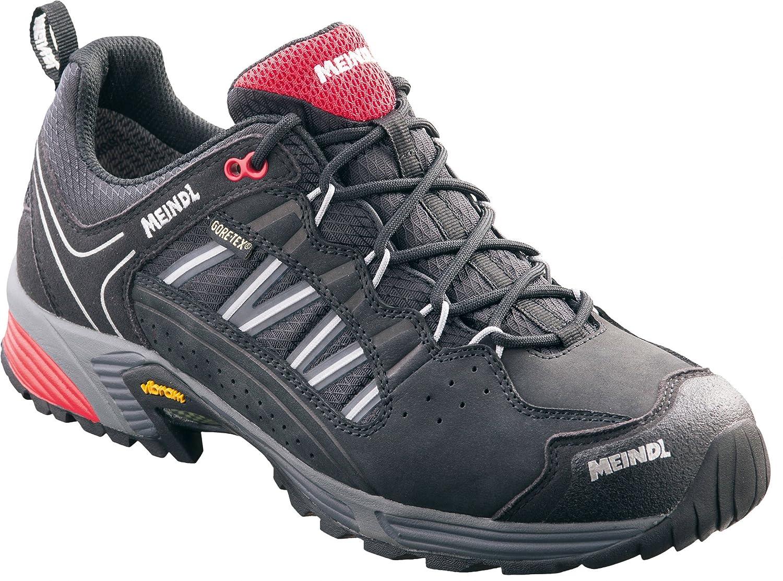 Meindl Schuhe SX 1.1 GTX Men - Schwarz/Rot
