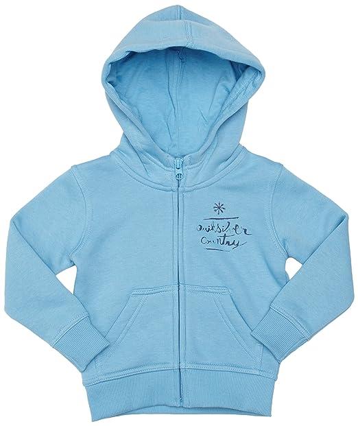 Quiksilver - Sudadera con capucha para niño, talla 2 Years - talla inglesa, color