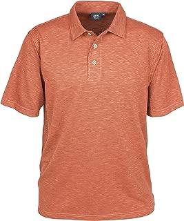 product image for Akwa Men's Slub Polo Made in USA