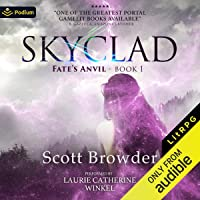 Skyclad: Fate's Anvil, Book 1