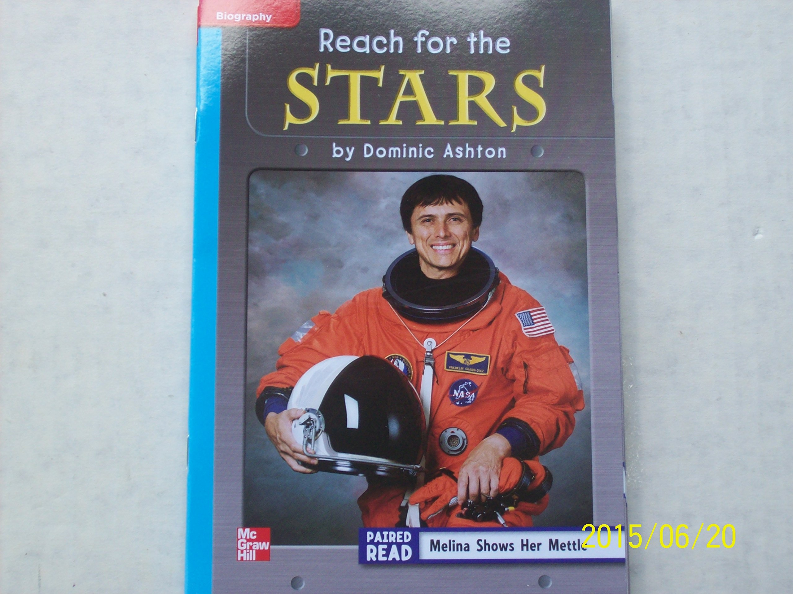 Download Reach for the STARS ISBN 9780021188147 Mhid 0-02-118814-9 GR P Benchmark 38 Lexile 750 ebook