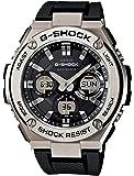 [カシオ]CASIO 腕時計 G-SHOCK ジーショック G-STEEL 電波ソーラー GST-W110-1AJF メンズ