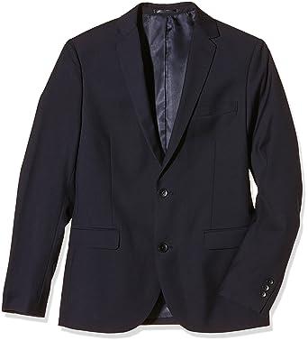 Sjrio, Veste de Costume Homme, Bleu (Navy Roof), FR: 56 (Taille Fabricant: 56)Celio