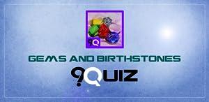 Gems & Birthstones Quiz Game by 9Quiz - Multiplayer Trivia