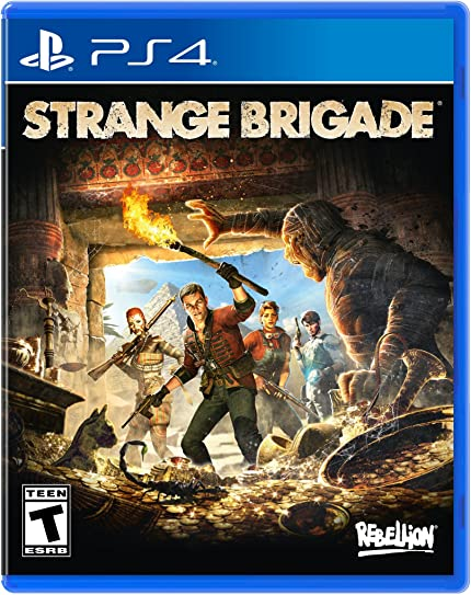 Amazon Strange Brigade