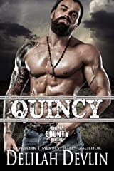 Quincy (Montana Bounty Hunters Book 8) Kindle Edition