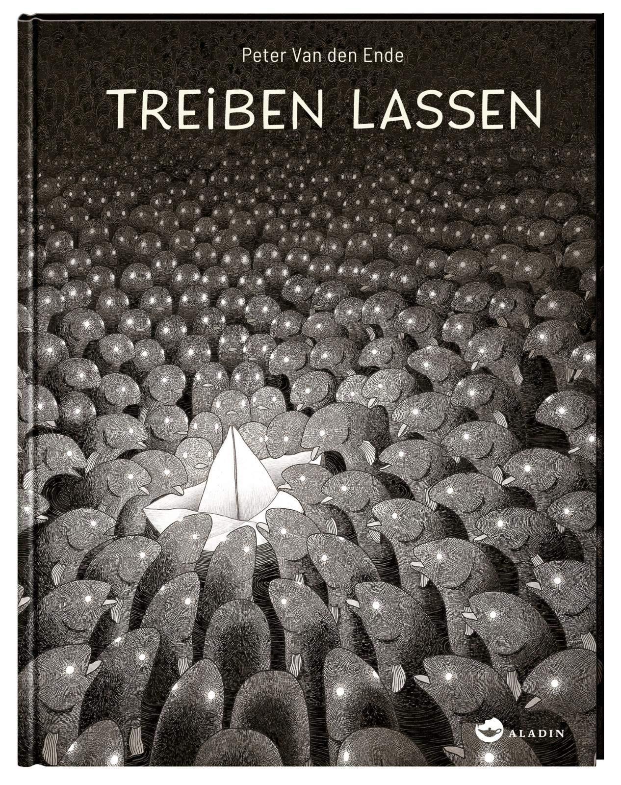 Treiben lassen Fantastisches Bilderbuch für Erwachsene  van den ...