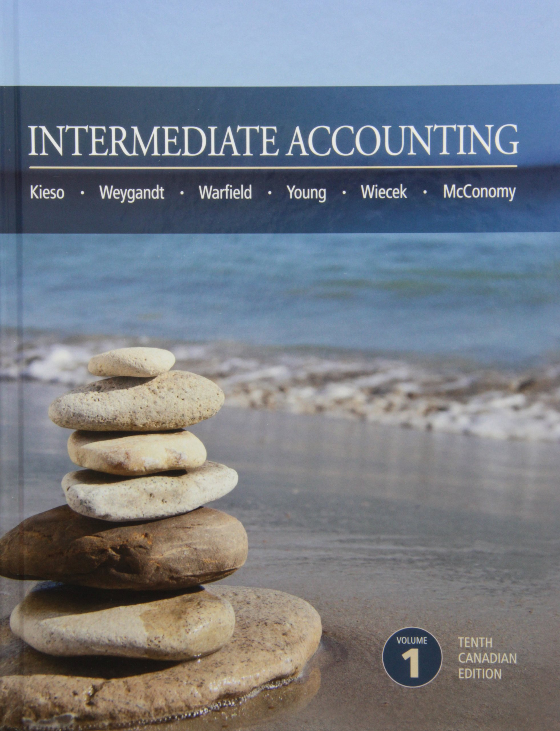 intermediate accounting answers