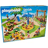 Playmobil 4858 Pool With Water Slide Amazon Co Uk Toys