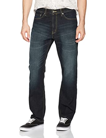 92fd715c Signature by Levi Strauss & Co Men's Big & Tall Athletic Fit Jean,  Pittsburgh,