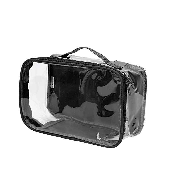 Amazon.com  Clear Toiletry Makeup Bag 9782d8966bb0f