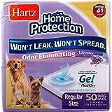 Hartz Home Protection Unscented Odor Eliminating Gel Dog Pads