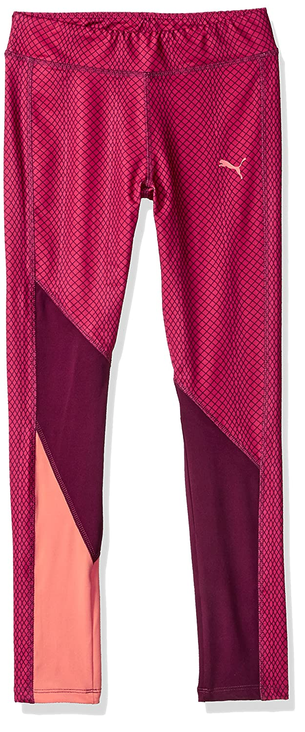 PUMA Girls Girls' Color Blocked Legging