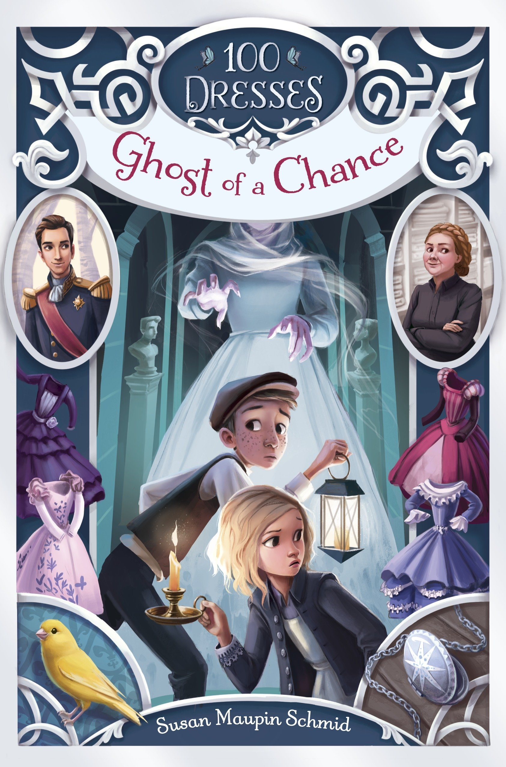 Ghost of a Chance (100 Dresses) ebook