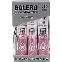 Bolero Functional Food Sticks Rose - Pacco da 12 x 3 g