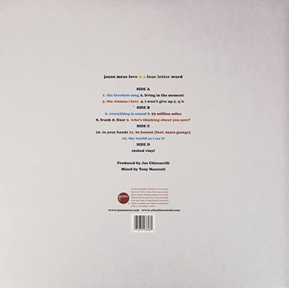 Love Is A Four Letter Word Vinyl Amazon Music
