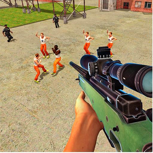 jail-criminals-sniper-shooter