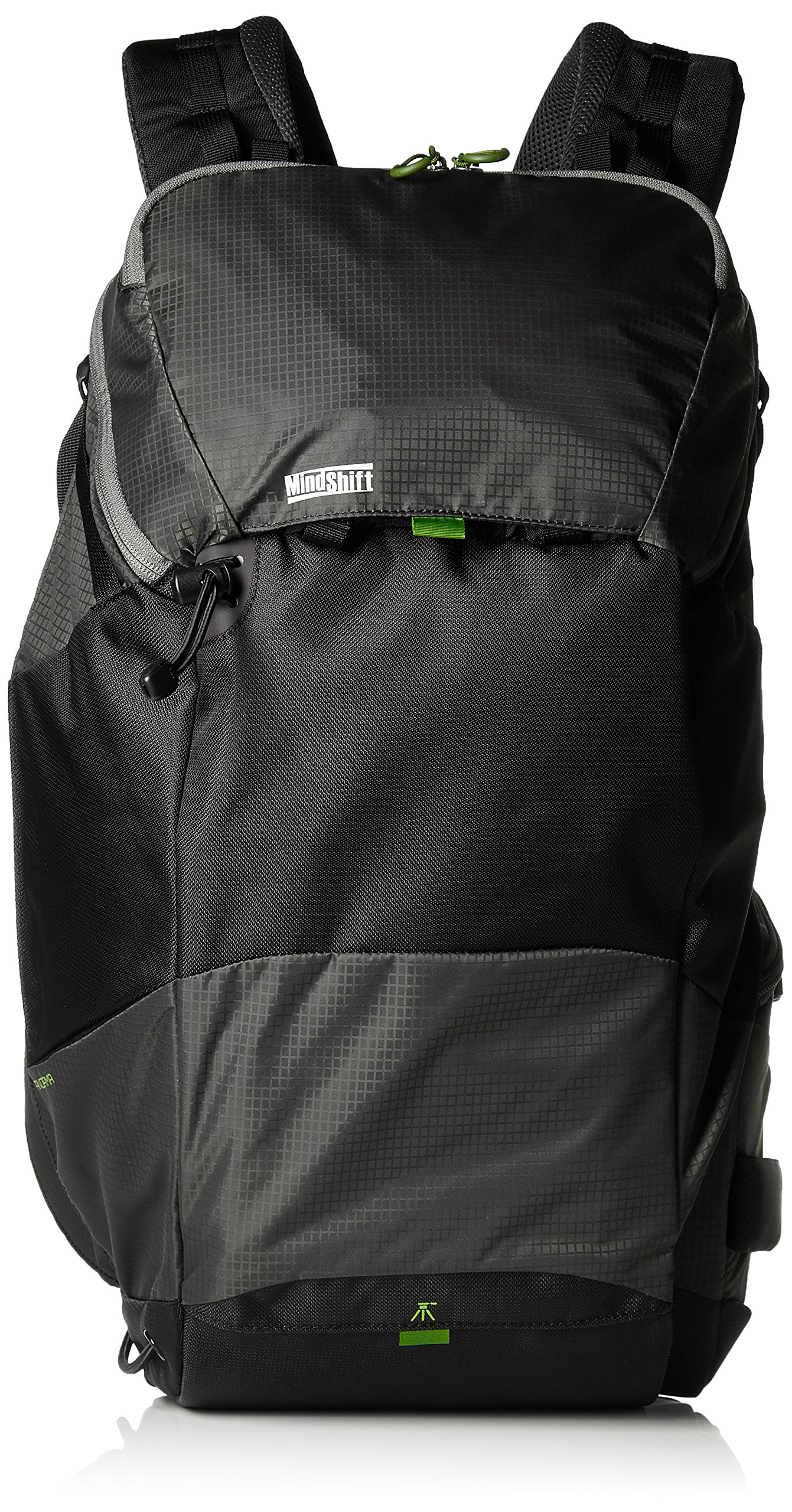 Mind Shift Gear Rotation 180 - Panorama 22L Backpack Waistpack Combo, Charcoal by Mindshift