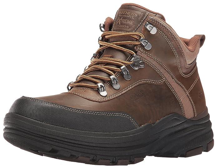 7d2cf0a9b60c0 Amazon.com | Skechers Men's Holdren Brenton Chukka Boot | Chukka
